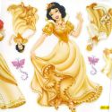 Princess stickers (JDC255)